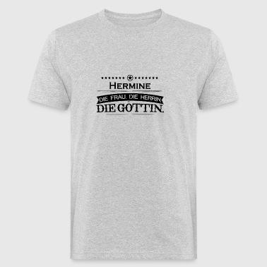 birthday goettin Hermione - Men's Organic T-shirt