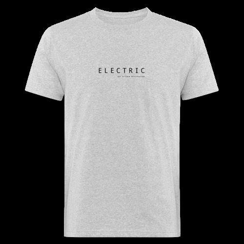 Electric - Men's Organic T-Shirt