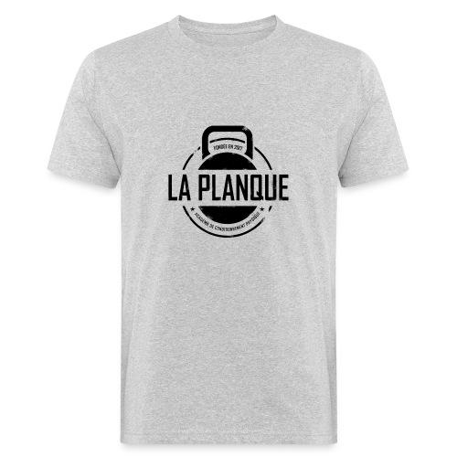 la_planque noir - T-shirt bio Homme