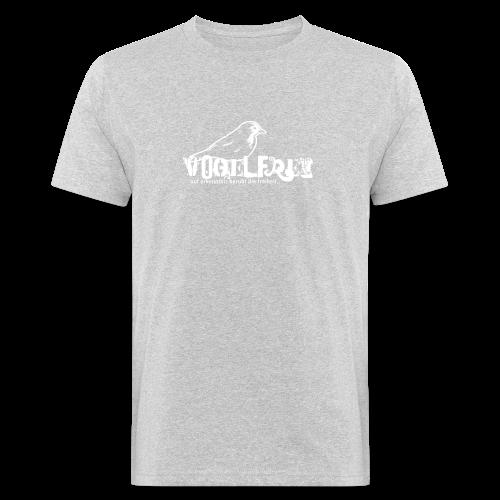 geweihbär Vogelfrei 2 - Männer Bio-T-Shirt