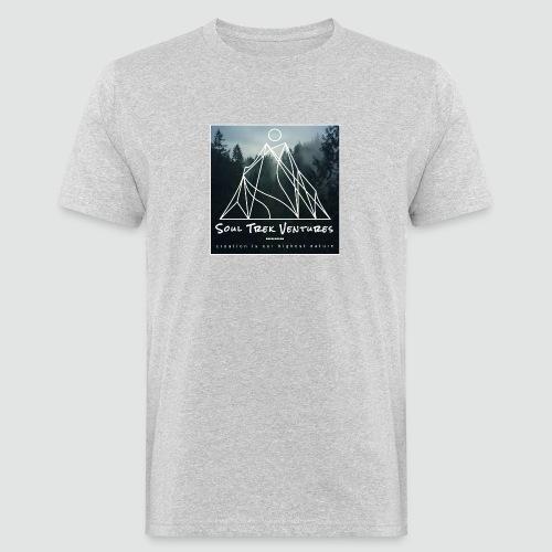 Soul Trek Ventures 'Rain Forest' - Mannen Bio-T-shirt