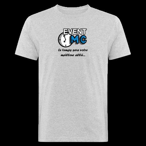 EventMCboutique - T-shirt bio Homme