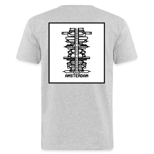 liberty city records amsterdam 1 - Mannen Bio-T-shirt