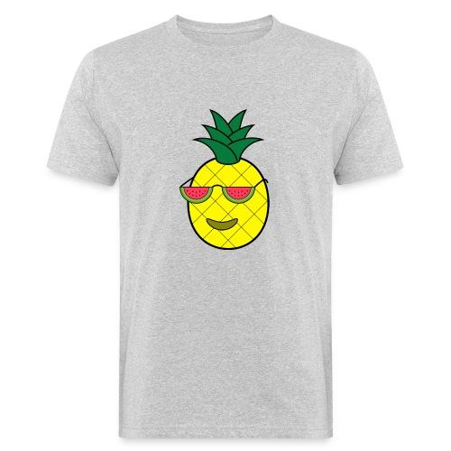 Cool pineapple - Men's Organic T-Shirt