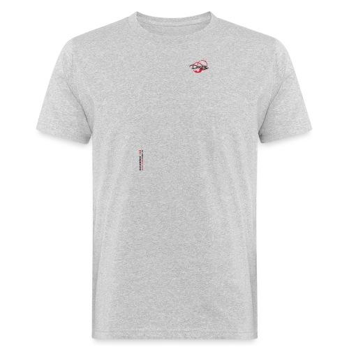 logoallein6 - Männer Bio-T-Shirt