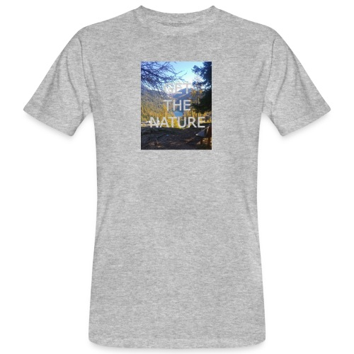 Get the Nature - Männer Bio-T-Shirt