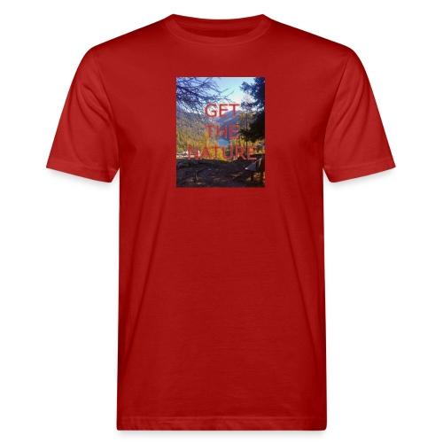 Get the Nature - Männer Bio-T-Shirt