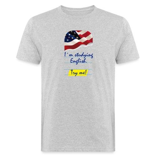 Base Try me 0 04 - Camiseta ecológica hombre