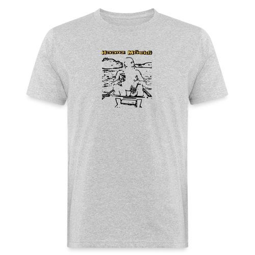 Haanz Möckli - Männer Bio-T-Shirt