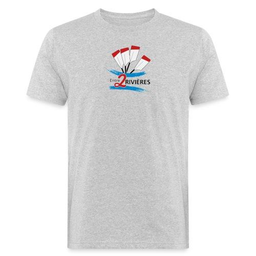Entre 2 Rivières - T-shirt bio Homme