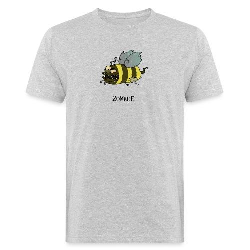 Zombee - Männer Bio-T-Shirt