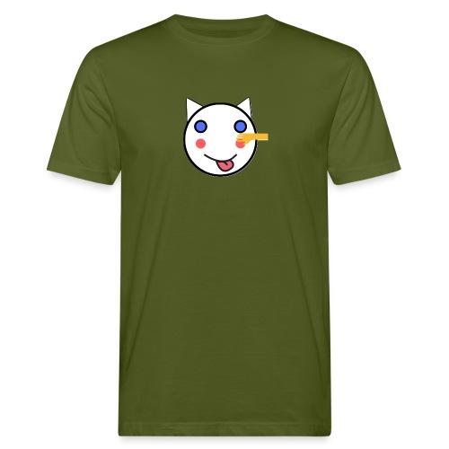 Alf Cat With Friend | Alf Da Cat - Men's Organic T-Shirt