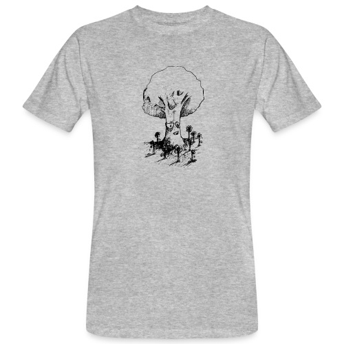 Sage Tree - Men's Organic T-Shirt