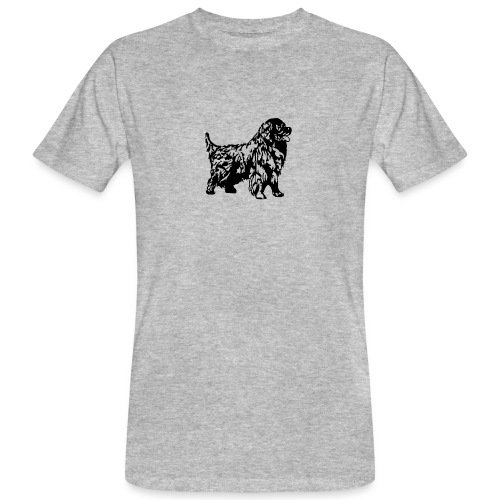 Neufundländer - Männer Bio-T-Shirt