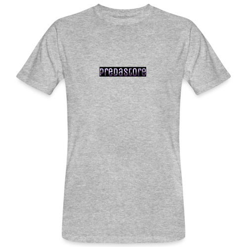 PredaStore Original Logo Design - Men's Organic T-Shirt