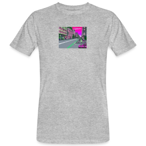 Game City 80's - T-shirt ecologica da uomo