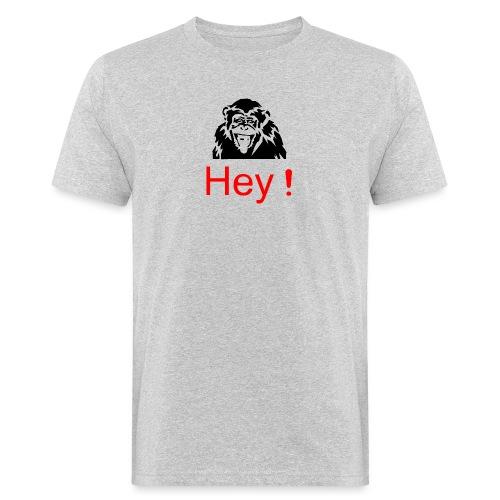 hey! monkey - T-shirt bio Homme