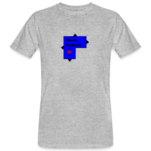 Noob Gamers - Männer Bio-T-Shirt