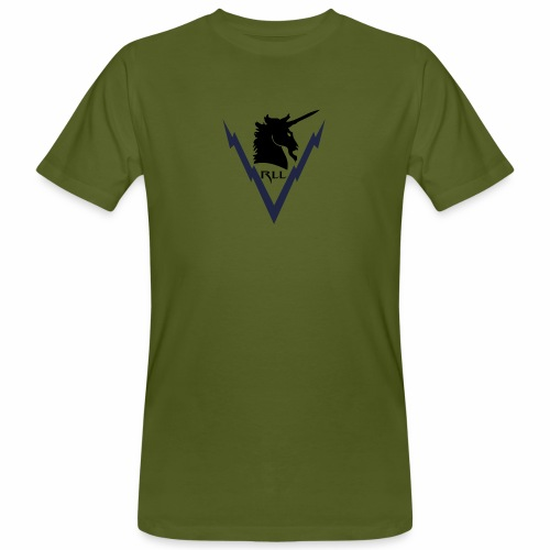 Brand RLL Color - T-shirt ecologica da uomo