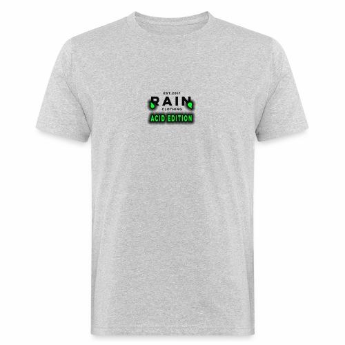 Rain Clothing - ACID EDITION - - Men's Organic T-Shirt