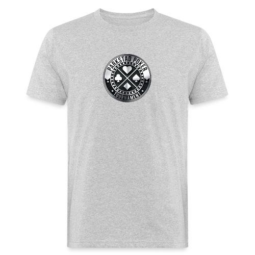 PPT rond - Mannen Bio-T-shirt