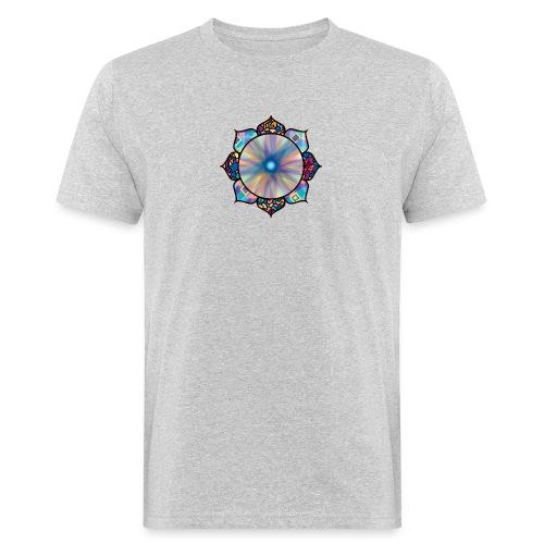 Buddha Flower - Men's Organic T-Shirt
