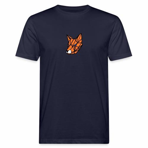 renard geometrique - T-shirt bio Homme