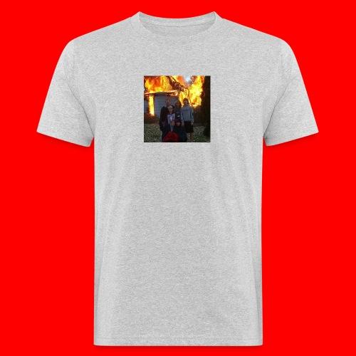 FAMILY - Ekologiczna koszulka męska