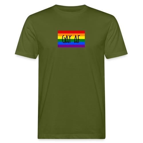 gay af - Männer Bio-T-Shirt