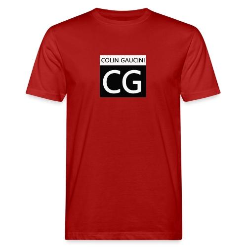 Colin Gaucini - Männer Bio-T-Shirt