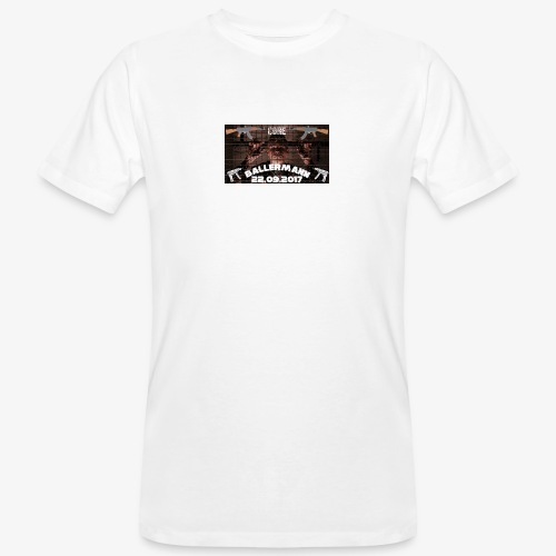 Album - Männer Bio-T-Shirt