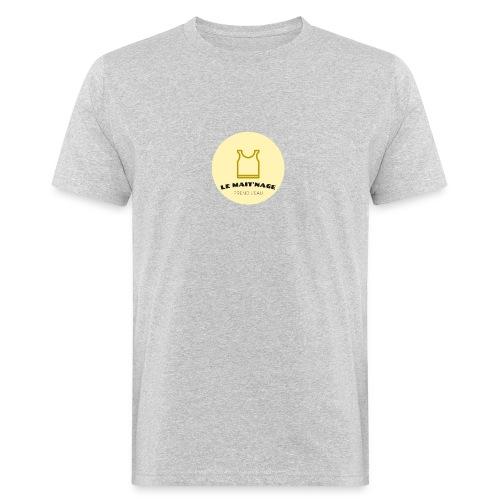 le Mait'Nage prend l'eau - T-shirt bio Homme