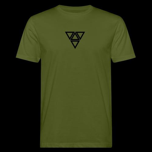triangle - T-shirt ecologica da uomo