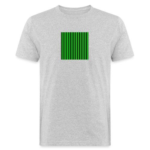 The henrymgreen Stripe Multi - Men's Organic T-Shirt