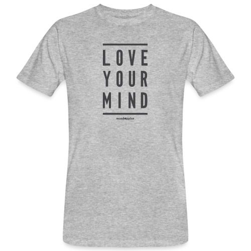 Mindapples Love your mind merchandise - Men's Organic T-Shirt