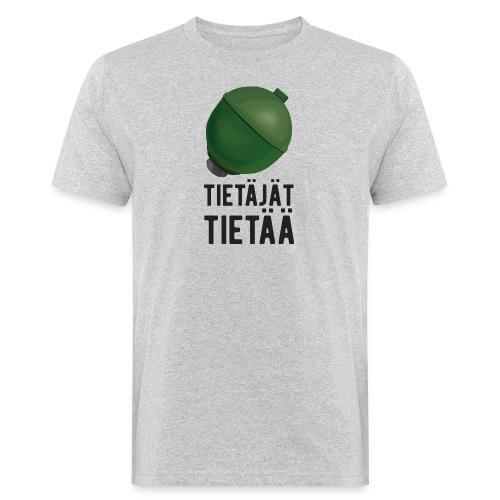 Jousipallo - tietäjät tietää - Miesten luonnonmukainen t-paita
