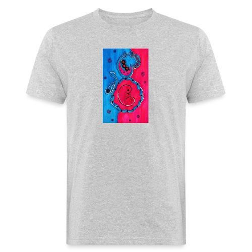 Born - Miesten luonnonmukainen t-paita
