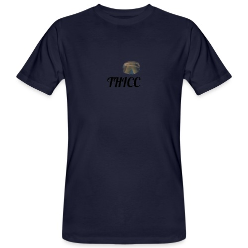 THICC Merch - Men's Organic T-Shirt