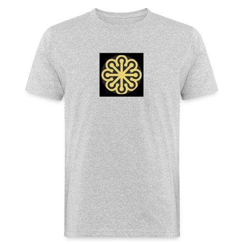 BGLogoGOLD - Men's Organic T-Shirt