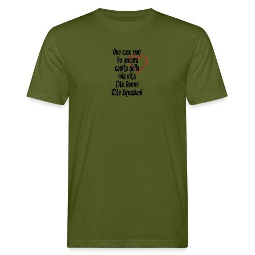 Donne Equazioni - T-shirt ecologica da uomo