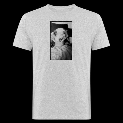 bulldog - T-shirt bio Homme