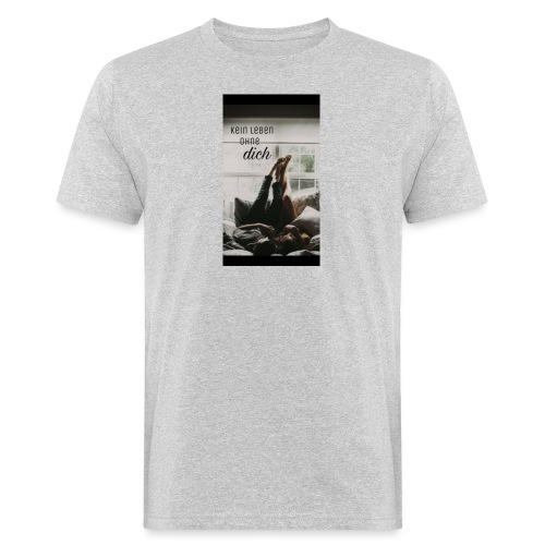Beziehung - Männer Bio-T-Shirt