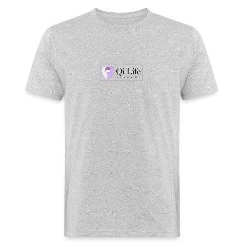 Qi Life Academy Promo Gear - Men's Organic T-Shirt