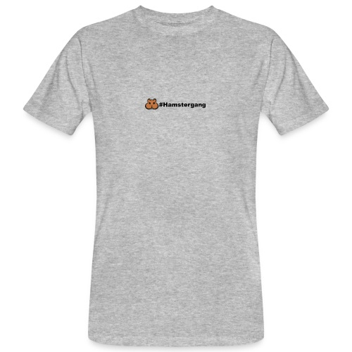 Hamstergang - Männer Bio-T-Shirt
