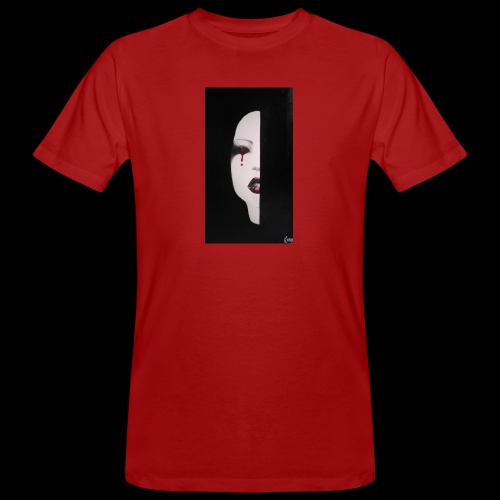 BlackWhitewoman - T-shirt ecologica da uomo