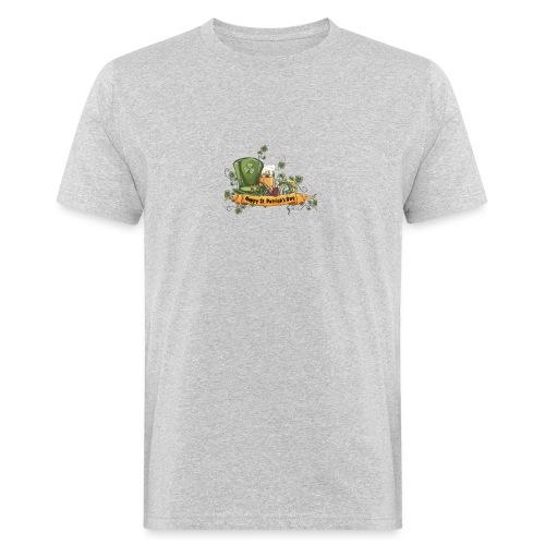 ST PATRICK BEER - T-shirt bio Homme