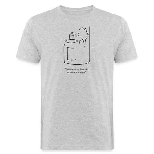 bomboletta - T-shirt ecologica da uomo