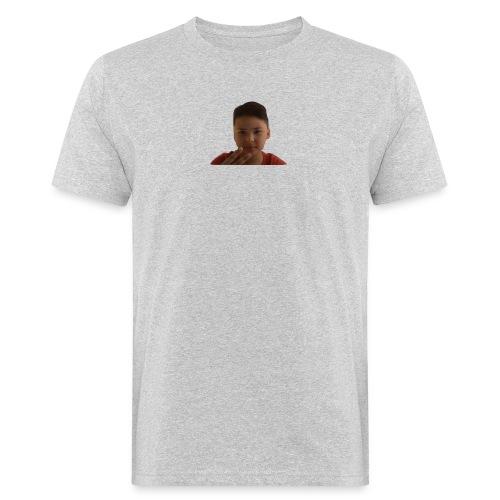WIN 20170901 115015 burned 1 - Mannen Bio-T-shirt