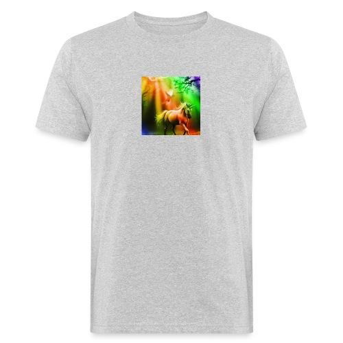 SASSY UNICORN - Men's Organic T-Shirt