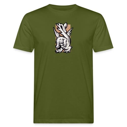 dragolino - T-shirt ecologica da uomo